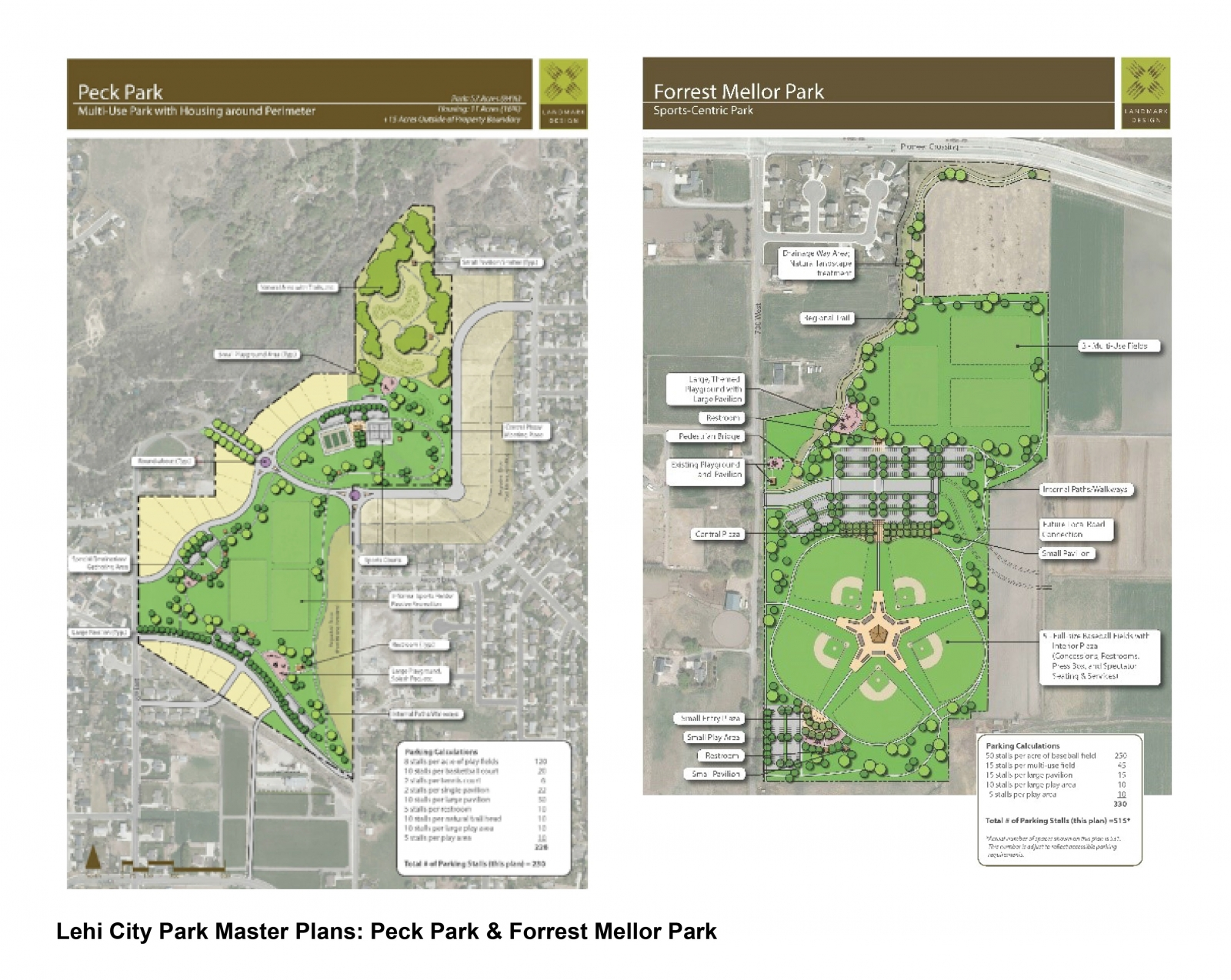 Park Design & Implementation
