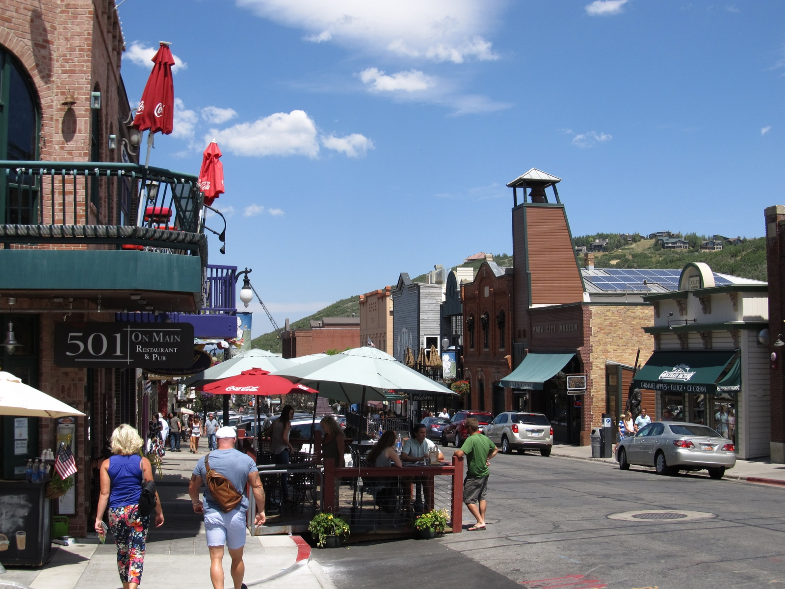 Park City Walkability and Bikeability Master Plan