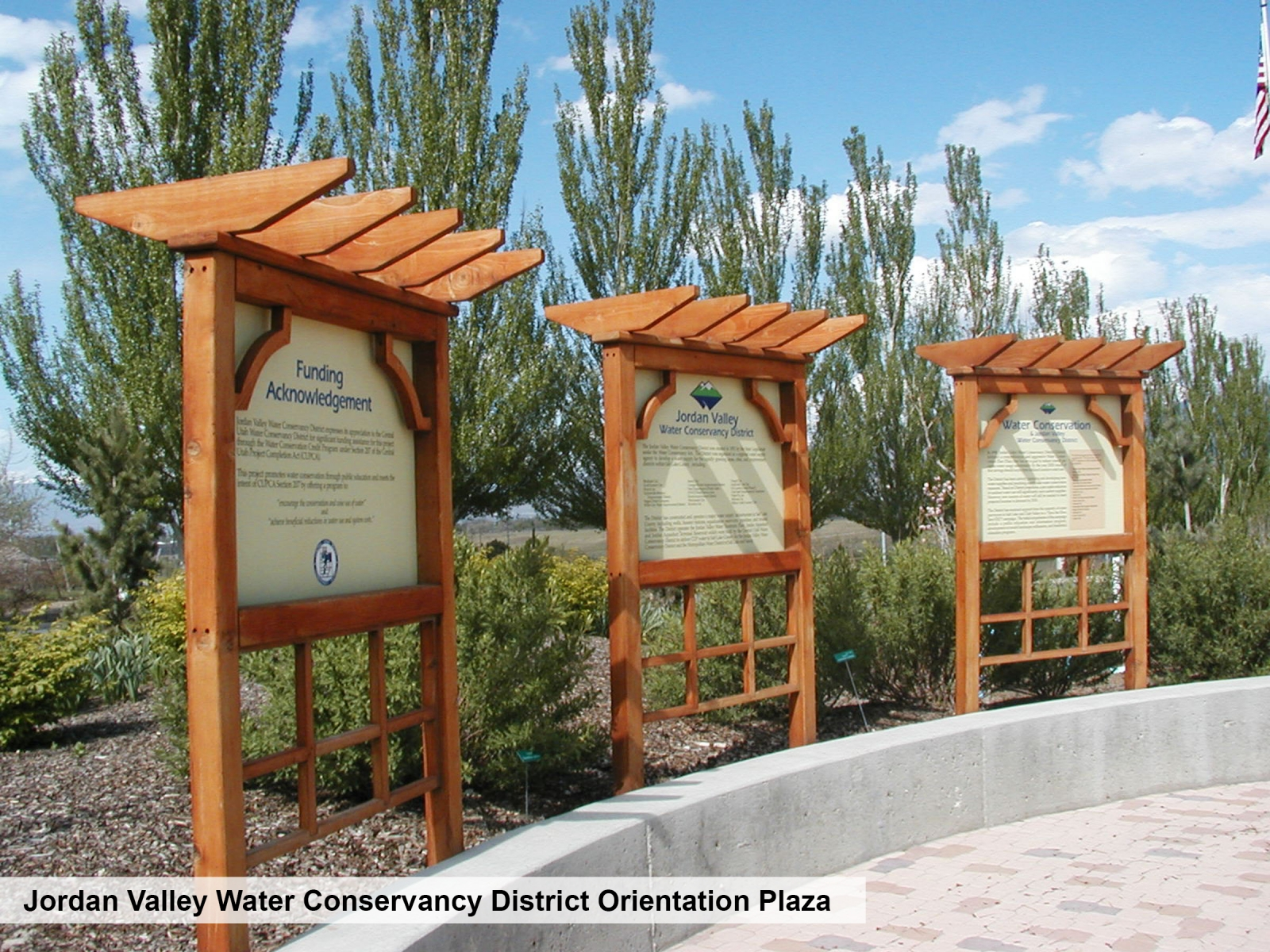 Wayfinding & Interpretive Signs