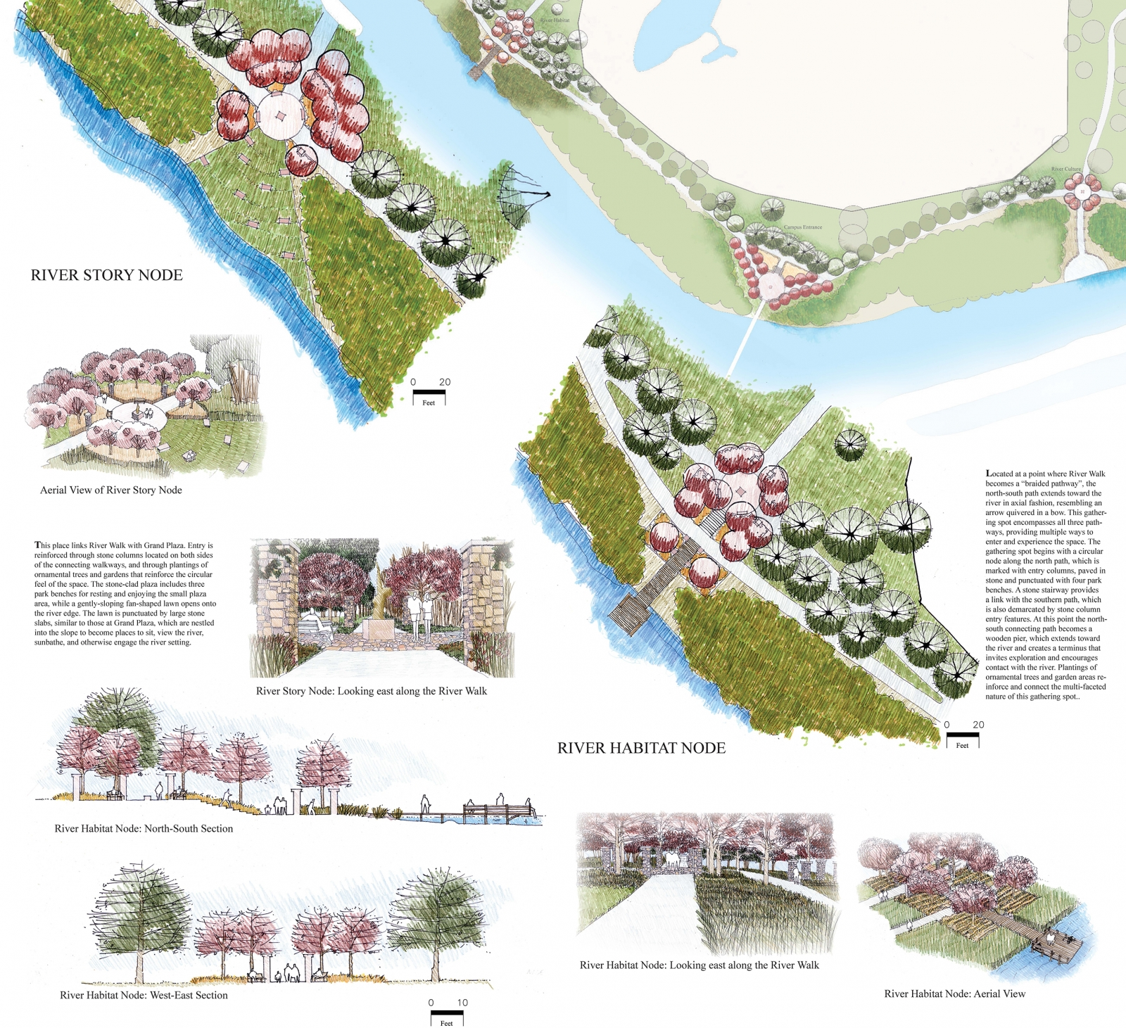 Julia Davis Park - A Riverside Celebration Design Competition Winner